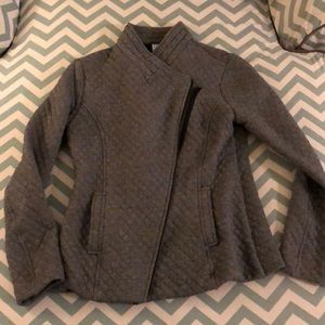 CAbi Moro Jacket w/Asymmetrical zip